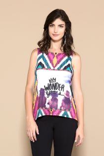BLUSA-REGATA-MALHA-ESTAMPADA-WONDER-YEARS-OHBOY