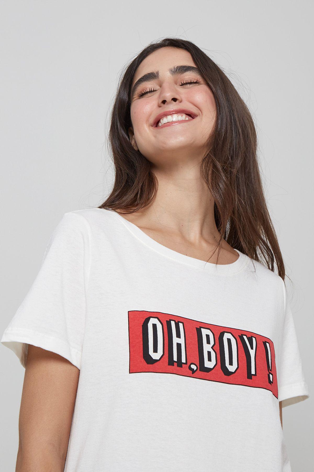 T-Shirt-Oh-Boy