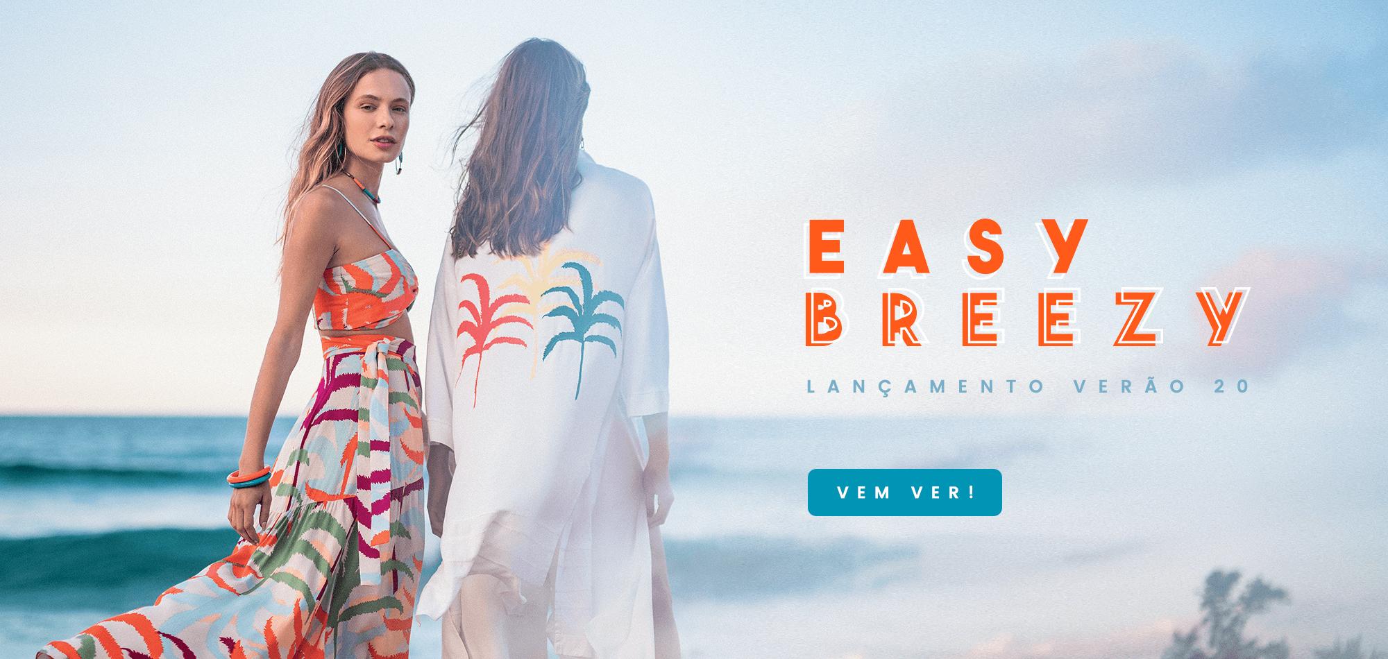 Banner Lançamento Easy Breazy = CLARO