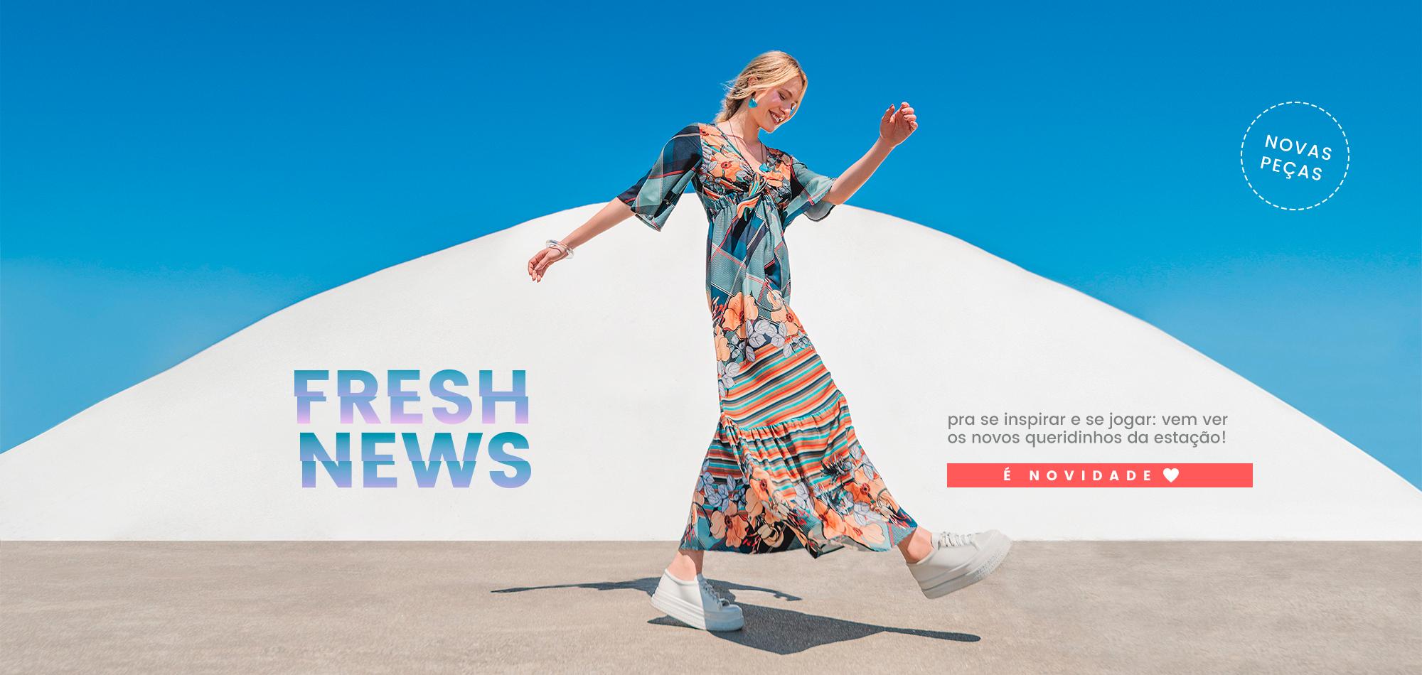 Fresh News = CLARO