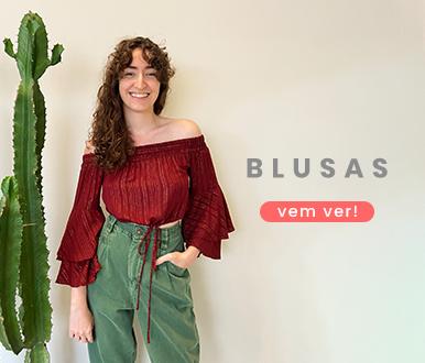 Banner Mosaico IV - Blusas